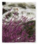 Cranberry Gulch Fleece Blanket