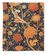 Cray Pattern Fleece Blanket
