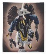 Dancing In The Spirit  Fleece Blanket