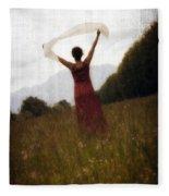Dancing Fleece Blanket