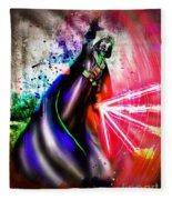 Darth Vader Sw Fleece Blanket