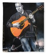 Dave Mathews Band Fleece Blanket