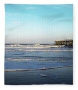 Daytona Dawn II Gp Fleece Blanket