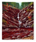 Deepwoods Cascade Fleece Blanket