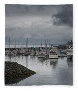 Discovery Harbour Fleece Blanket