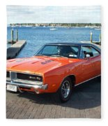 Dodge Fleece Blanket