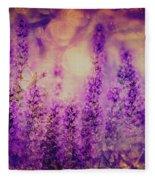 Dreamy Summer Fleece Blanket