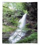 Dry Falls Fleece Blanket