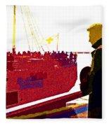 Dunkirk Fleece Blanket