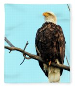 Eagle's View Fleece Blanket