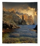Earthsea Fleece Blanket