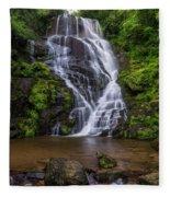 Eastatoe Falls Fleece Blanket