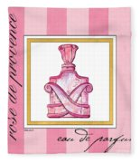 Eau De Parfum Fleece Blanket