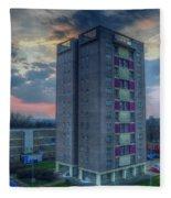 Edmunds Tower Fleece Blanket