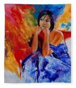Eglantine 45901111 Fleece Blanket
