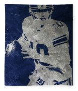 Eli Manning Giants Fleece Blanket
