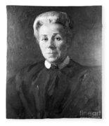 Elizabeth Garrett Anderson, English Fleece Blanket