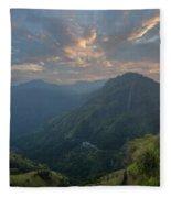 Ella - Sri Lanka Fleece Blanket