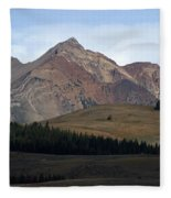 Emerald Lake Fleece Blanket