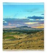 Emmett Valley Fleece Blanket