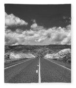 Endless Wyoming  Fleece Blanket