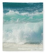 Eternity In A Moment Fleece Blanket