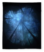 Fairy-tale Fleece Blanket