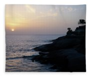 Fanabe Evening 2 Fleece Blanket