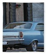 Ford Fleece Blanket