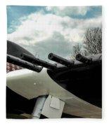 Gabby's P-47 Fleece Blanket