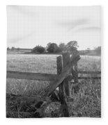 Gettysburg  Landscape Fleece Blanket