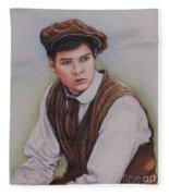 Gilbert Blythe / Jonathan Crombie Fleece Blanket