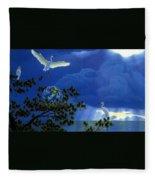 Giver Of Life 2 William Schimmel Fleece Blanket