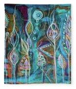 Glow Fleece Blanket