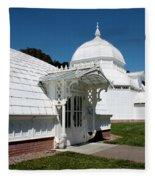 Golden Gate Conservatory Fleece Blanket