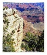 Grand Canyon13 Fleece Blanket