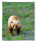 Grizzly Fleece Blanket