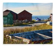Gros Morne National Park, Canada Fleece Blanket