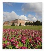 Hampton Court Palace London Uk Fleece Blanket
