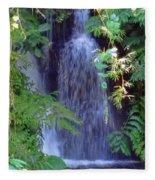 Hidden Waterfall Fleece Blanket