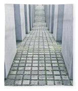 Holocaust Memorial Fleece Blanket