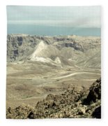 Holy Land: Masada Fleece Blanket