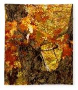 Hometown Series - Deep In The Woods Fleece Blanket