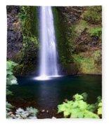 Horsetail Falls Fleece Blanket