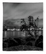 Industrial Hamburg Fleece Blanket