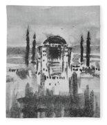 Istanbul Fleece Blanket