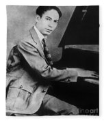 Jelly Roll Morton. For Licensing Requests Visit Granger.com Fleece Blanket