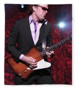 Joe Bonamassa Fleece Blanket
