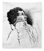 John Keats (1795-1821) Fleece Blanket