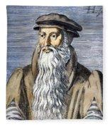 John Knox (1505-1572) Fleece Blanket